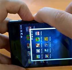 Acer Telefonlarda Ekran Görüntüsü Alma