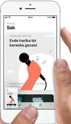 iPhone 11 Ekran Görüntüsü Alma